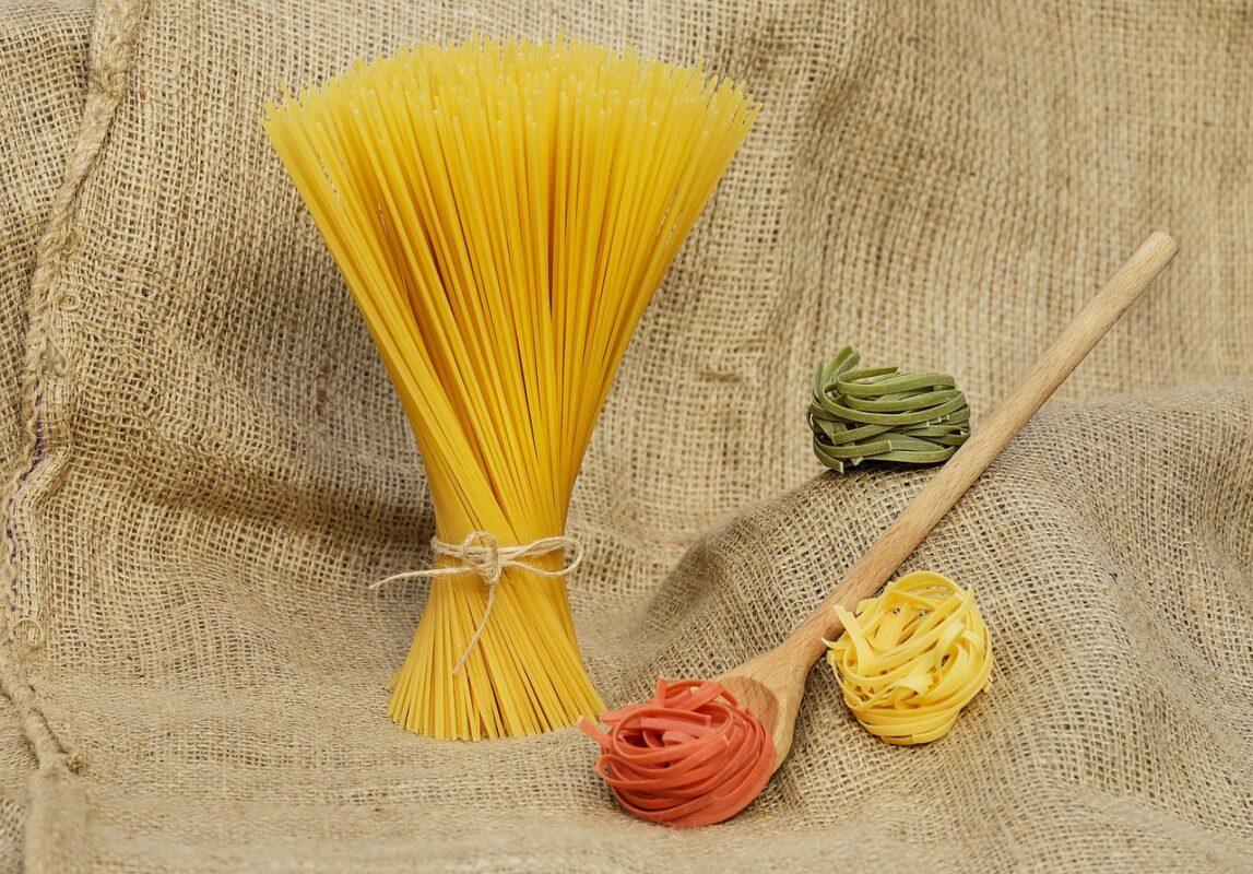 9 tipos de pasta italiana 1